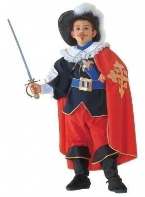 Fato Carnaval  mosqueteiro D Artagnan