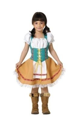 Fato Carnaval Tirolesa