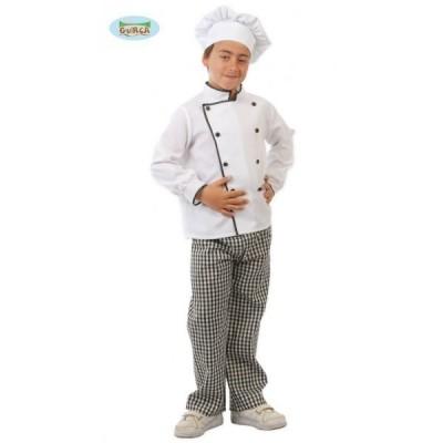 Fato chefe cozinheiro