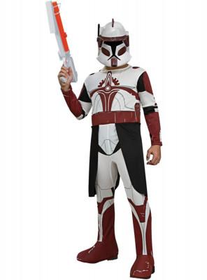 Fato Clone Trooper Commander Fox