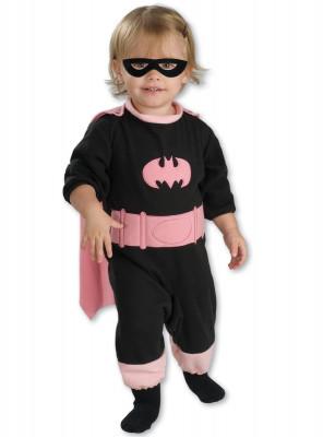 Fato de Batgirl para bebé