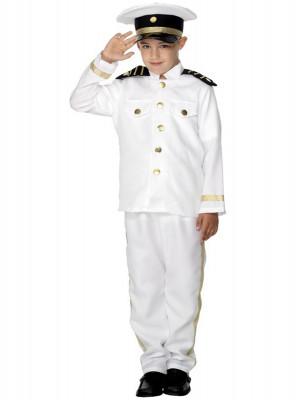 Fato de Capitão da marinha