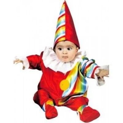 ef35cc0a50cd Fato de Carnaval Bebé Palhaço | Loja da Criança