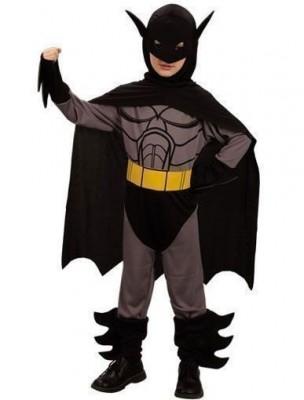 Fato de Carnaval de criança Menino Batman