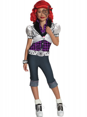 Fato de carnaval monster high operetta.