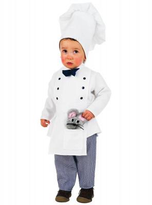 Fato de chefe cozinheiro