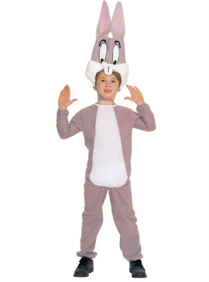 Fato de coelho Bugs Bunny