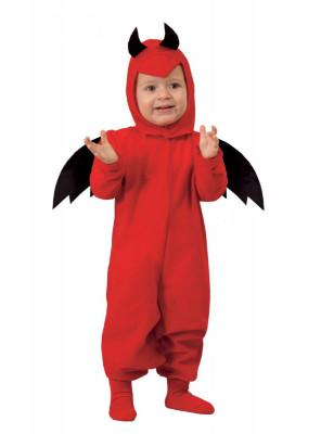 Fato de diabinho bebé