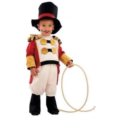 Fato de domador circo