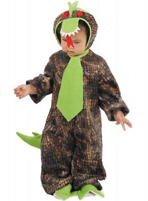 Fato de dragão para bebé