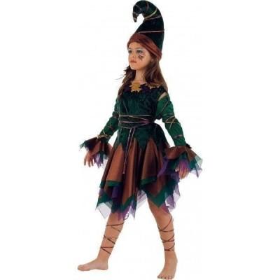 Fato de elfa luxo