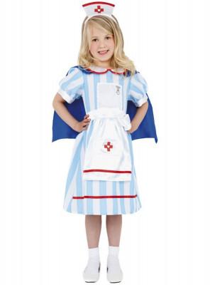 Fato de enfermeira vintage