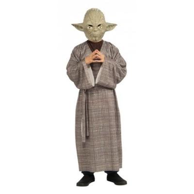 Fato de Mestre Yoda deluxe guerra das estrelas
