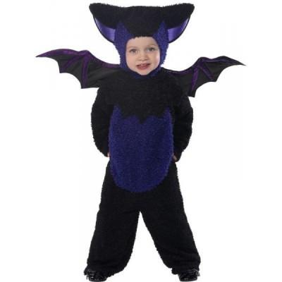 Fato de morcego para bebé luxo