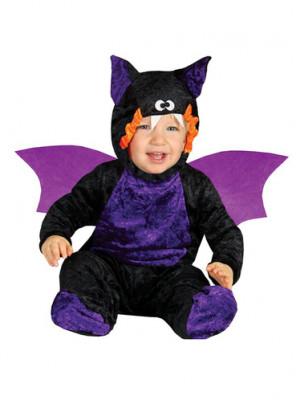 Fato de Morcego para Bebe