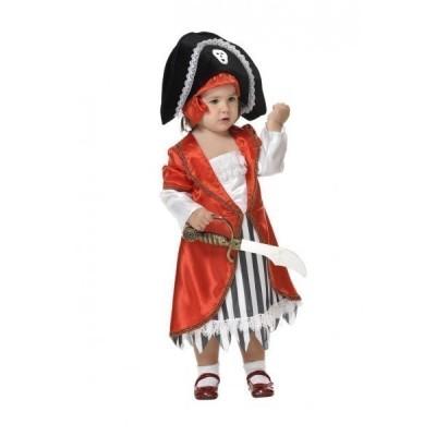 Fato de Pirata Bebé