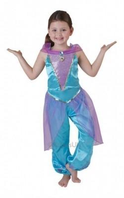 Fato de princesa Disney Jasmine de Aladino