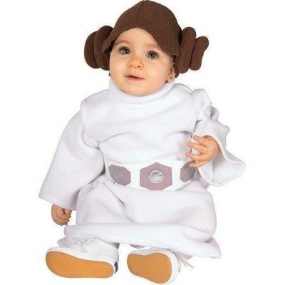 Fato de Princesa Leia bebé