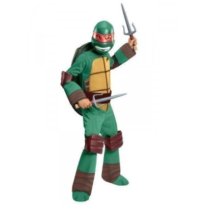 Fato de Raphael Tartarugas Ninja