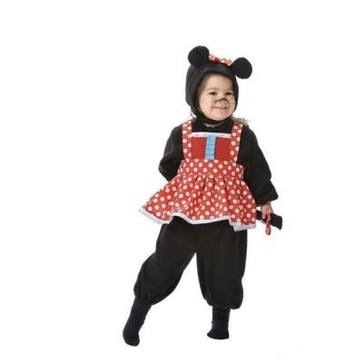 Fato de Ratinha minnie Bebé