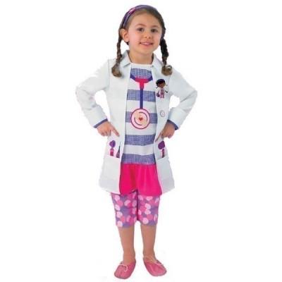 Fato Doutora Brinquedos