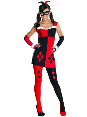 Fato Harley Quinn DC Comics adolescente