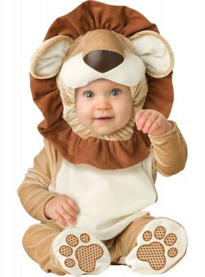 Fato Leãozinho para Bebé
