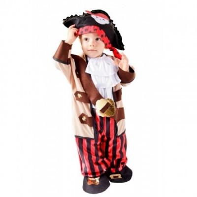 Fato Pirata bebé 18M