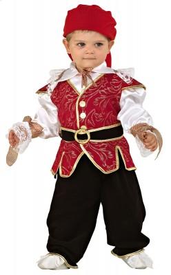 Fato Pirata deluxe baby