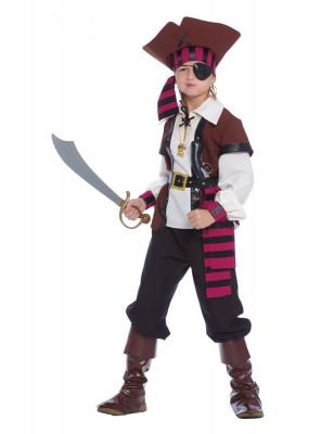Fato pirata dos 7 mares