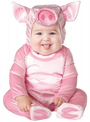 Fato Porquinho bebé