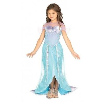 Fato Princesa Ariel Pequena Sereia