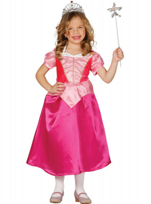 Fato Princesa Bela Aurora