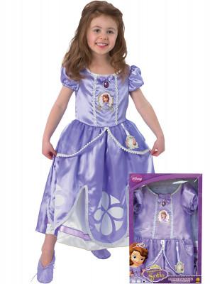 Fato Princesa Sofia Deluxe