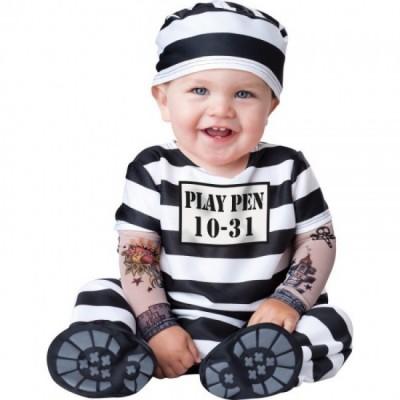 Fato Prisioneiro Bebe