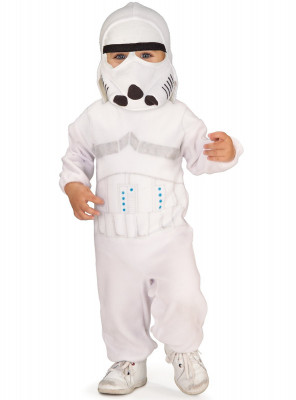 Fato Stormtrooper Star Wars bebé