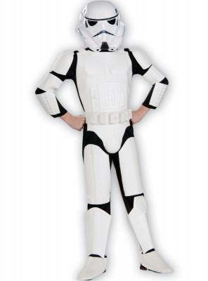 Fato Stormtrooper Star Wars deluxe