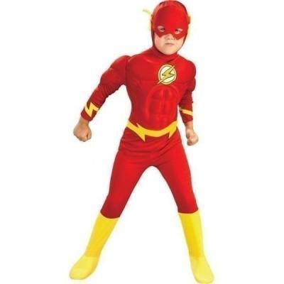 Fato super heroi flash