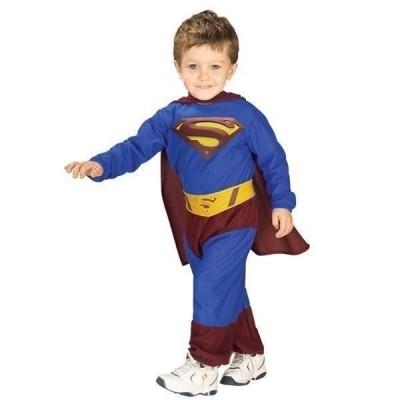 Fato Super-Homem Bebé