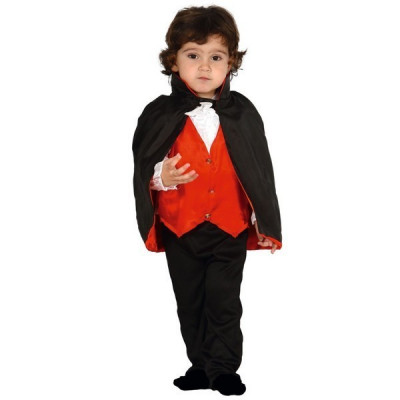 Fato vampiro bebé 6 a 12 meses halloween
