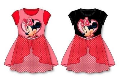 Fato Vestido Disney Minnie
