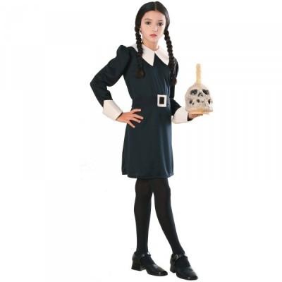 Fato Wednesday Friday Addams Familia Addams