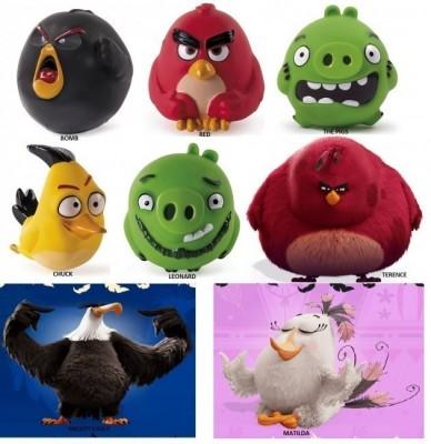 Figura Angry Birds