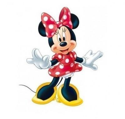 Figura articulada Minnie Mouse 140cm