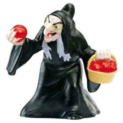 Figura Bruxa Má Branca de Neve