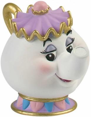 Figura Bule Madame Samovar Princesa Bela e o Monstro