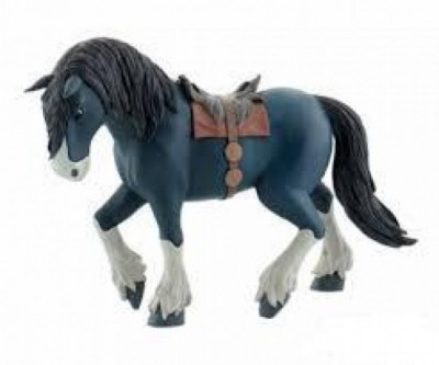 Figura Disney Cavalo Angus Brave