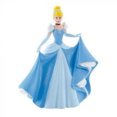 Figura Disney Cinderela Baile