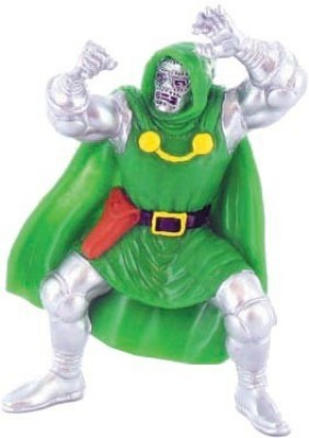Figura Doctor Doom Super Heróis