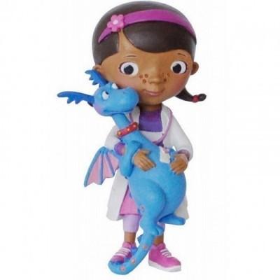 Figura Doutora Brinquedos Felpudo Stuffy - D